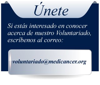 Voluntariado Medicancer Medellin